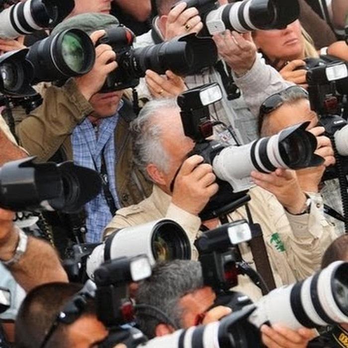 become a paparazzi